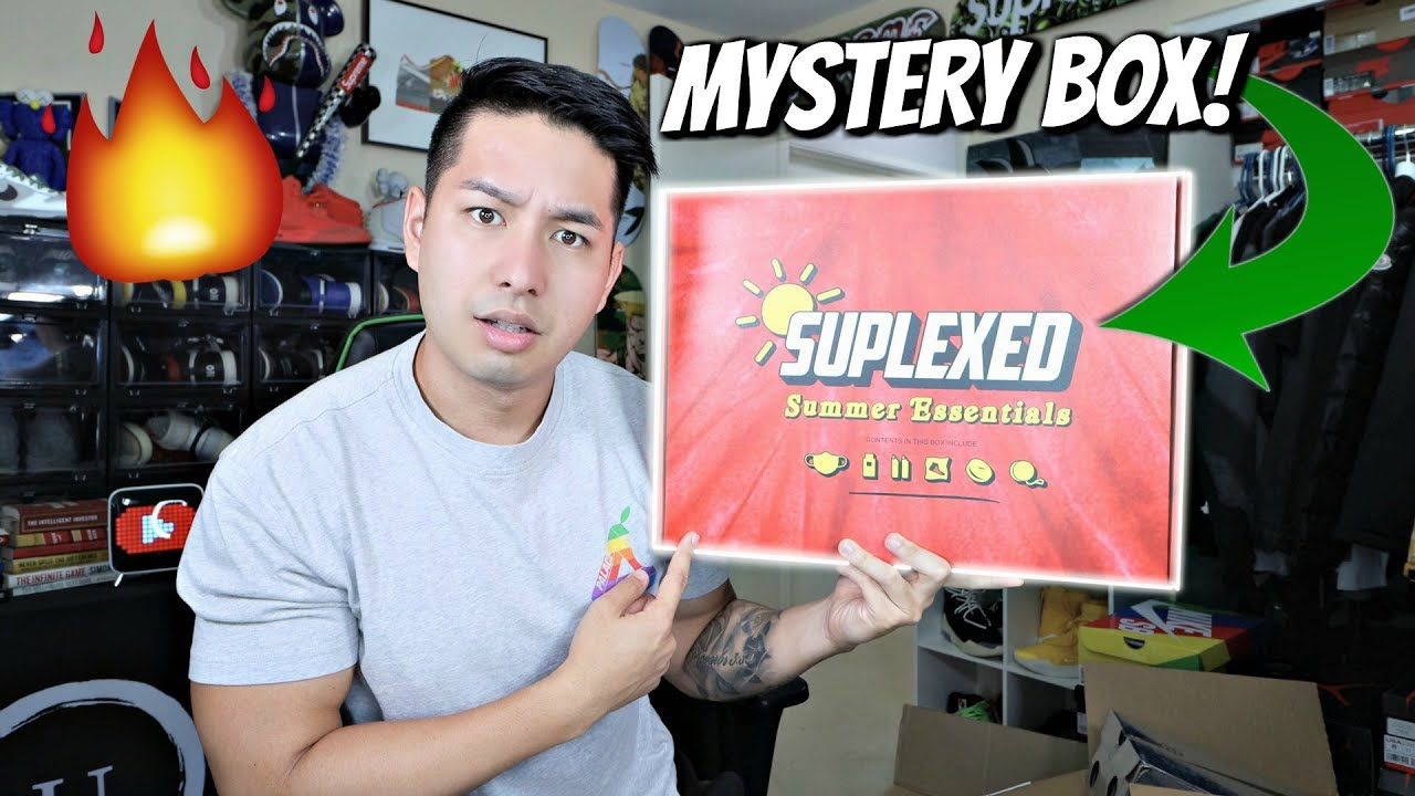 Unboxing NEW Hype Sneakers & A VERY SURPRISING Mystery Box!