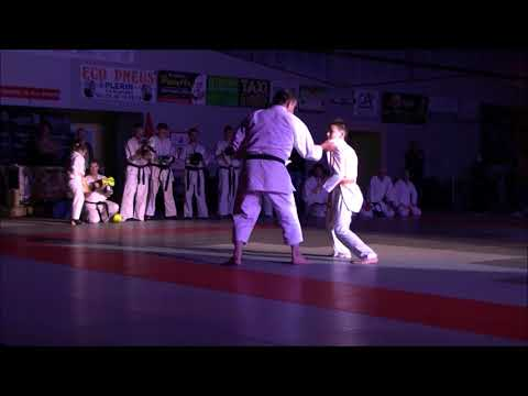 2017 11 18 Gala arts martiaux PLERIN