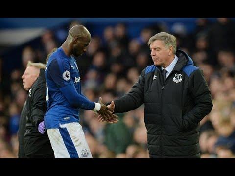 Eliaquim Mangala's Everton career potentially over
