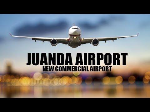 Bandara Juanda Surabaya T2 | Bandara terbaik 10 Dunia