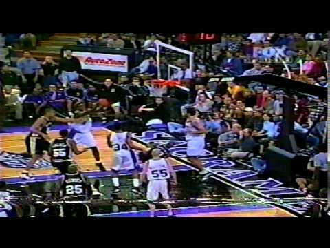 NBA Action Top 10 Blocks (1999-2000 Season)