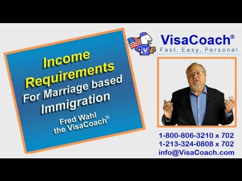 2017 Income Requirements For Fiance Or Spouse Visa Or Green Card Gen71