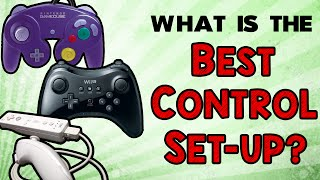 What is the BEST control setup for Smash 4?