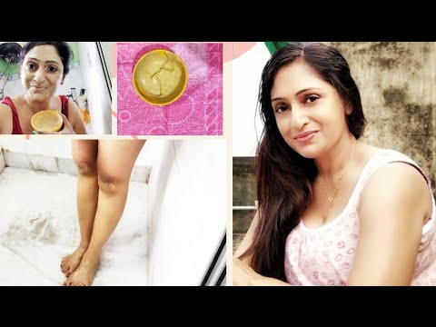 Full Body Care Routine To Get Bright and Glossy Skin   Home Remedies Pre Bridal
