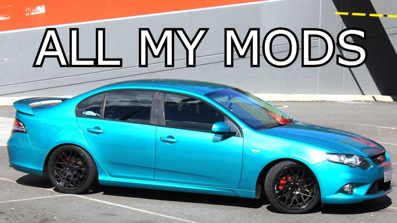 CAR CHECK | My Ford FG Falcon XR6 - YouTube