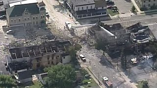 Sun Prairie gas explosion: 'Buildings sheared right off their foundations'