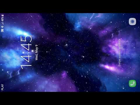 Deep space 3d live wallpaper apps on google play - Deep space 3 wallpaper engine ...