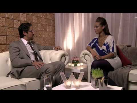Alicia Keys interview with W Music Director Michaelangelo L'acqua