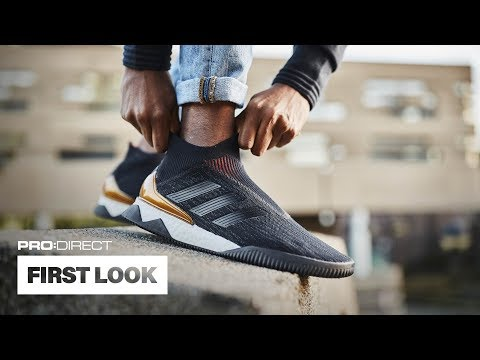 104ec8beb9d4 FIRST LOOK: adidas Predator Tango 18+ UltraBOOST - YouTube