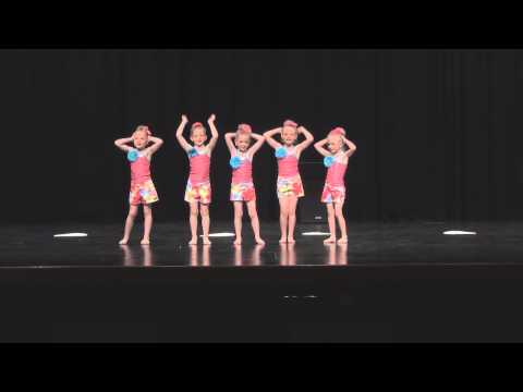 TDF 2014 Level 1 Jazz - Queen of the Waves (Rocky Mountain Classic)