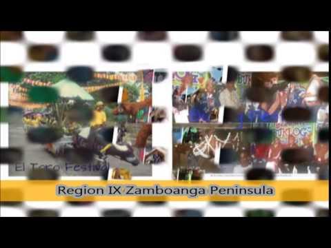 Region IX Zamboanga Peninsula: Philippine Literature Docu-Drama