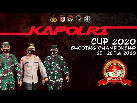 KAPOLRI CUP SHOOTING CHAMPIONSHIP 2020 FINAL