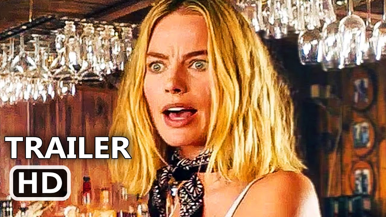 Dundee Full Trailer 2018 Margot Robbie Chris Hemsworth Danny