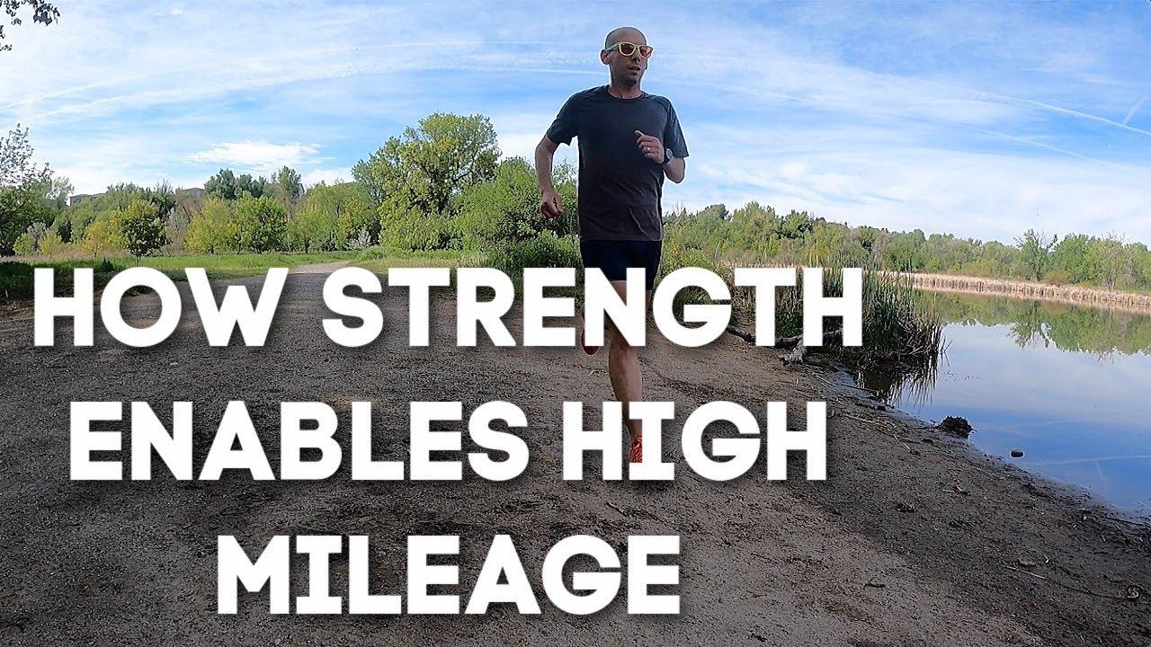 Get STRONGER to Run LONGER (3 Steps to Make it Happen!)