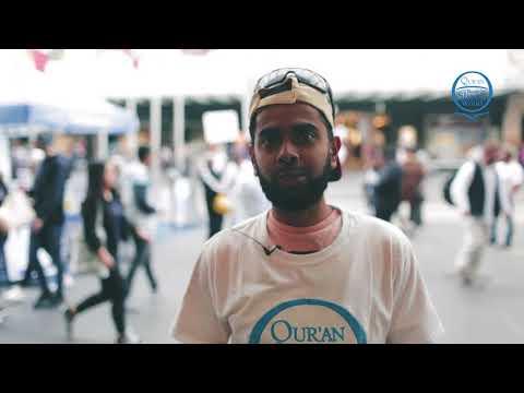 Quran Day Melbourne Team