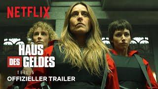 Haus des Geldes: Teil 5 – Ausgabe 1 | Offizieller Trailer | Netflix