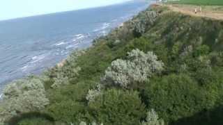 Кучугуры. Пляж. Азовское море(, 2013-07-06T00:36:42.000Z)