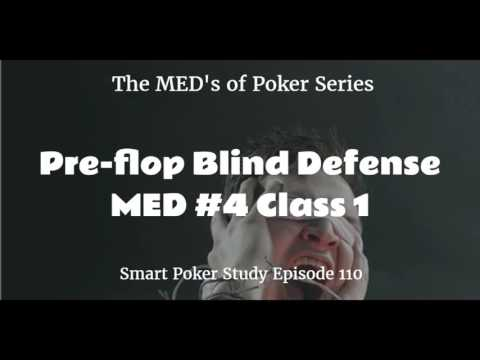 Defending Your Blinds Pre-flop | Poker Podcast #110