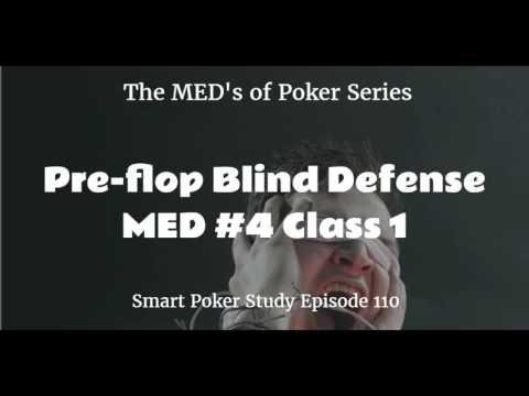 Defending Your Blinds Pre-flop | Poker Podcast #110