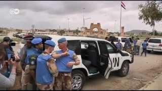 Сирия, 2012 год: хроника конфликта