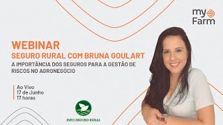 MyFarm | Webinar | Seguro Rural