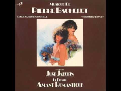 "Pierre Bachelet ""Romantic lover"" 1978 Pema Music"