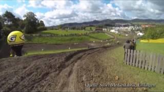 Motocross - Die Strecke auf der Wacht