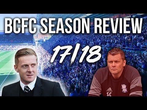 Birmingham City Season Review | 2017/18