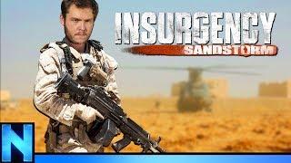 This FPS Is Super Intense - Insurgency Sandstorm