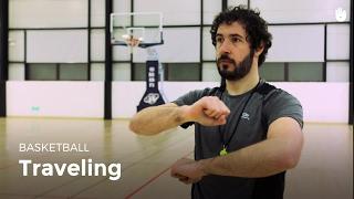 Traveling   Basketball