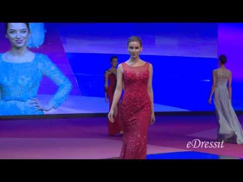 2015 eDressit Modenschau auf der Shanghai International Mode Kultur Eröffnungsfest