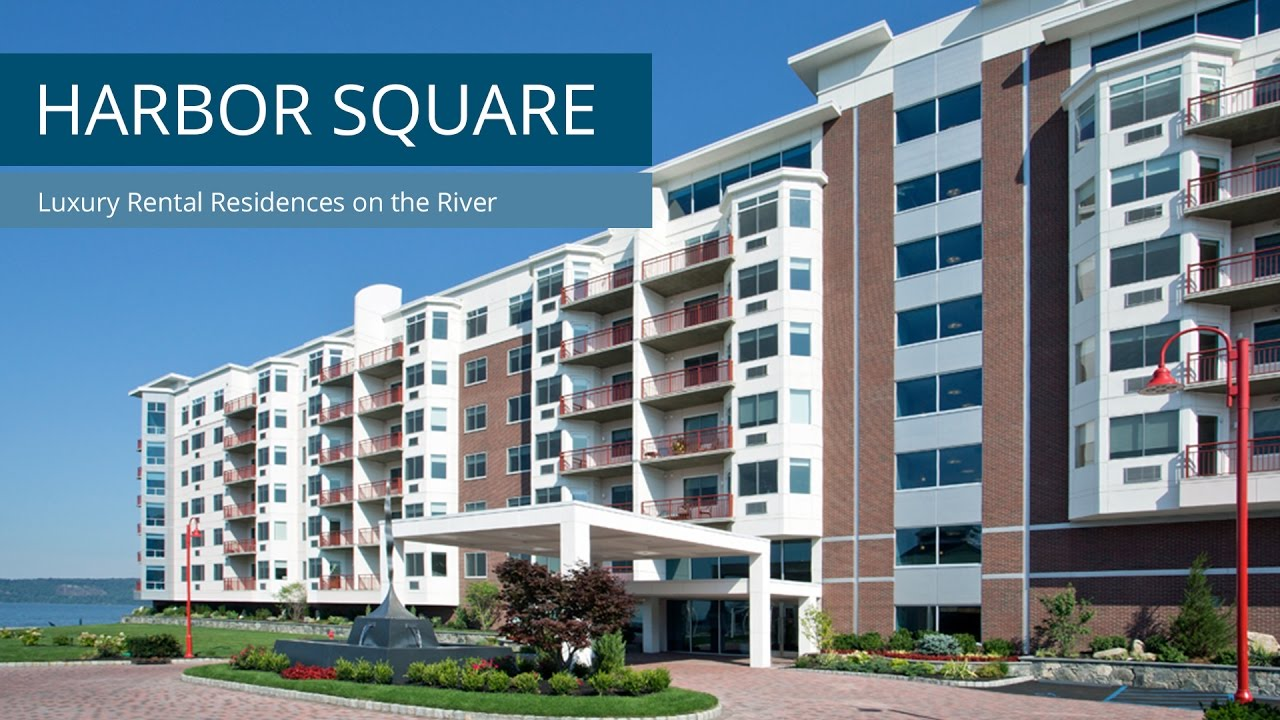 Harbor Square | Luxury Apartments For Rent In A Hudson River Town