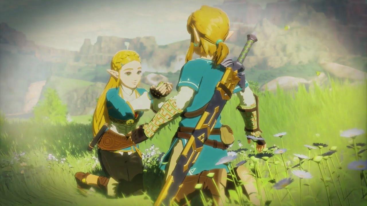 Breath Of Wild Walkthrough >> The Legend of Zelda: Breath of the Wild | Recuerdo en imágenes - YouTube