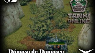 82.El bosque de los susurrose (Tanki Online) // Gameplay