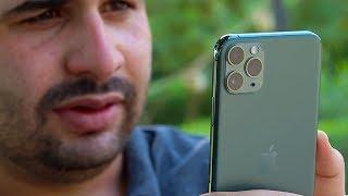 بعد شهر من الاستخدام العنيف | iphone 11 Pro Max