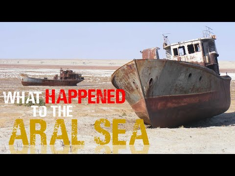 The Aral Sea Catastrophe Explained