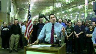 Blue Dog Rep. Donnelly Discusses The America Works Act
