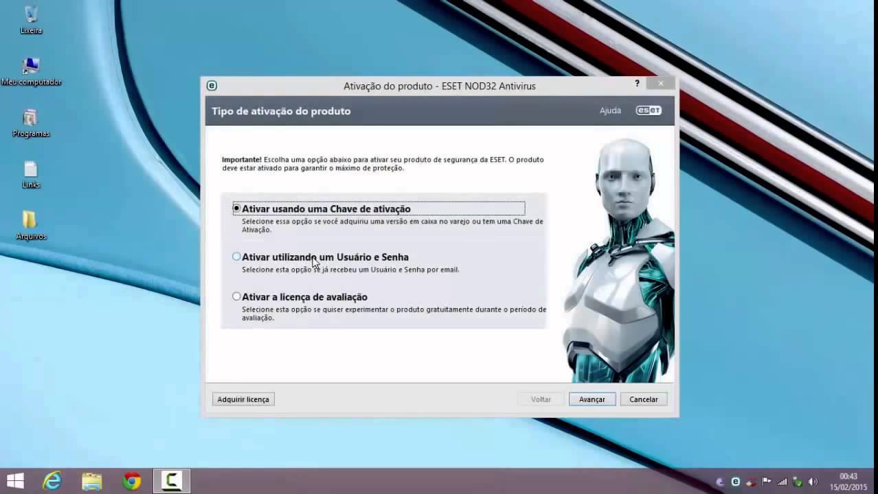 download antivirus nod32 crackeado