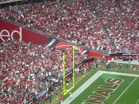 2009 NFC Championship Cardinals vs. Eagles Neil Rackers field goal good