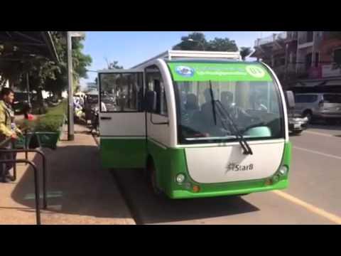 Star8 Solar Bus