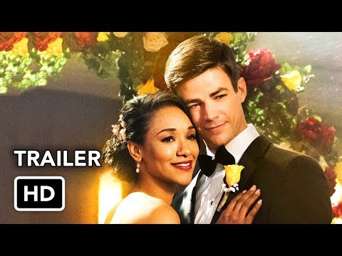 DCTV Crisis on Earth-X Crossover Trailer #2 - The Flash, Arrow, Supergirl, DC's Legends (HD)