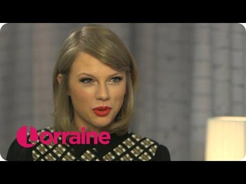 Taylor Swift EXCLUSIVE 1989 World Tour Interview Part 1 | Lorraine