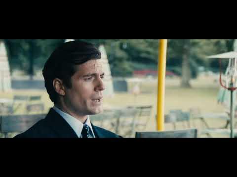 Download The Man from U.N.C.L.E (2015) - Restaurant scene.