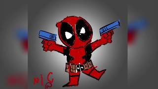 Deadpool Chibi - COLLAB
