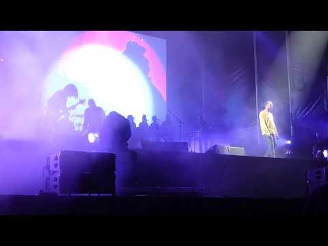GORILLAZ - Fire Flies (live) - Boomtown Fair, Winchester - 11/08/2018