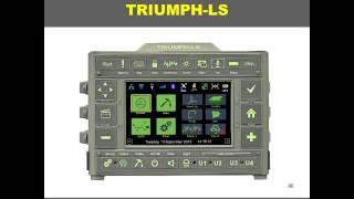 видео JAVAD GNSS - TRIUMPH-LS