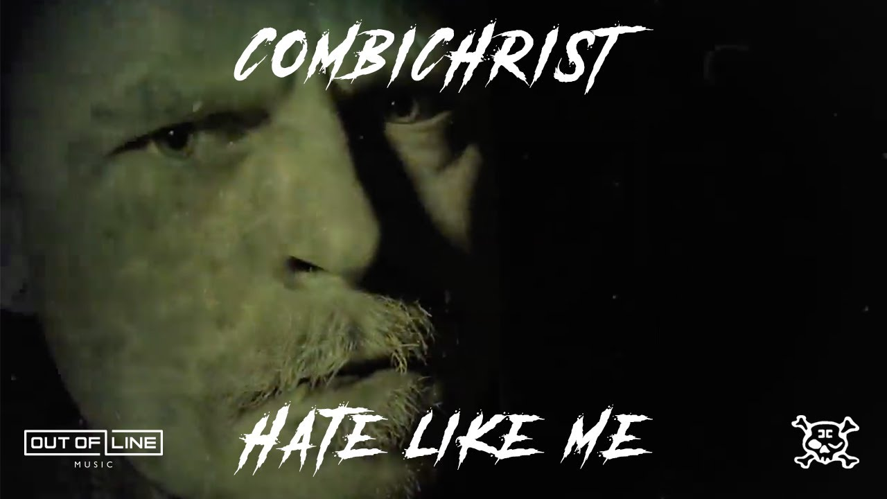 Download Combichrist - Hate Like Me (Official Lyric Video)