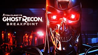 Ghost Recon Breakpoint - Official Cinematic Terminator Event Trailer