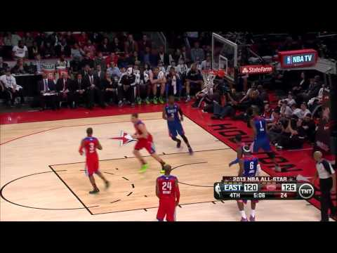 NBA All-Star Game 2013 Highlights