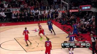 NBA All-Star Game 2013 Highlights(All-Star Sunday`s best moments. 2013 NBA All-Star Game Highlights And Game Recap., 2013-02-19T11:50:53.000Z)